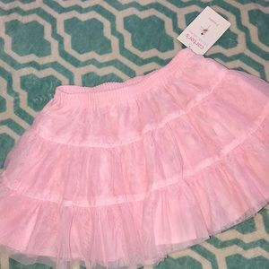 NWT Carters Size 2t Tutu Light Pink
