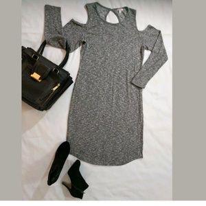 Xhilaration for Target Gray Dress Sz XL