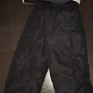 Other - BLACK BOYS SIZE 5/6 ski pants