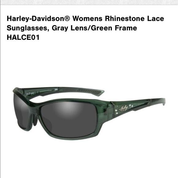 8e67ecc12ee Brand New Harley-Davidson Lace Sunglasses 🕶