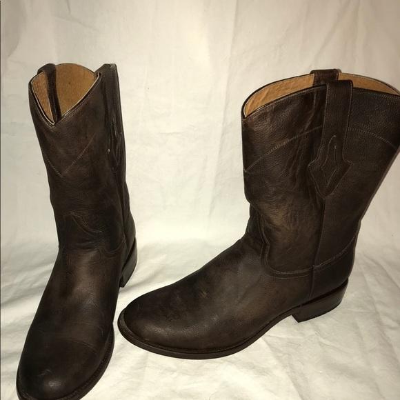 ab883b86cf1 Men's Resistol Ranch Boots