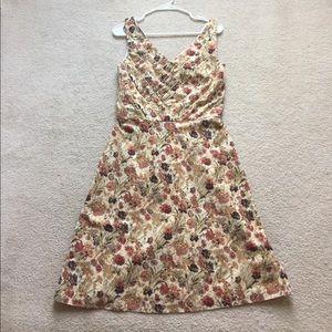 Women's Kay Unger Floral Dress Size 8