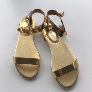 Brand NEW J. Crew Sandals