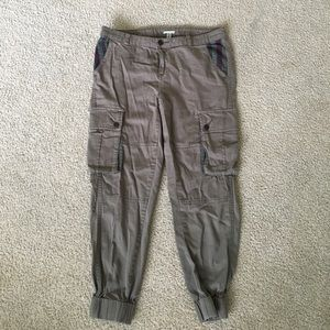 Green Cargo pant