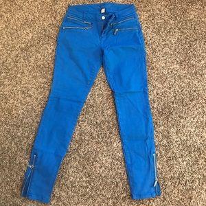 Ankle Zip Michael Kors Jeans