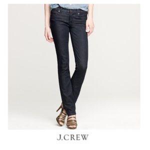 J. Crew Dark Wash Matchstick Jeans. Sz 29