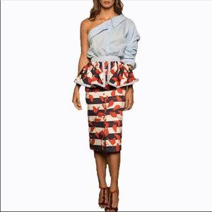 Pencil vintage skirt