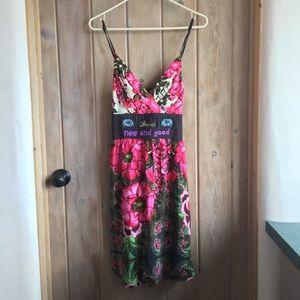 Desigual summer floral dress