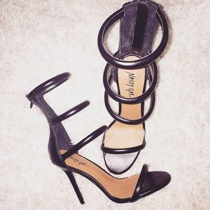 NastyGal | 'On A Level' Heel
