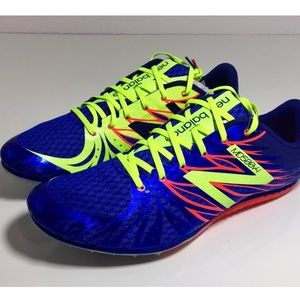 NEW BALANCE Silent Hunter Neon  Track Field Spikes