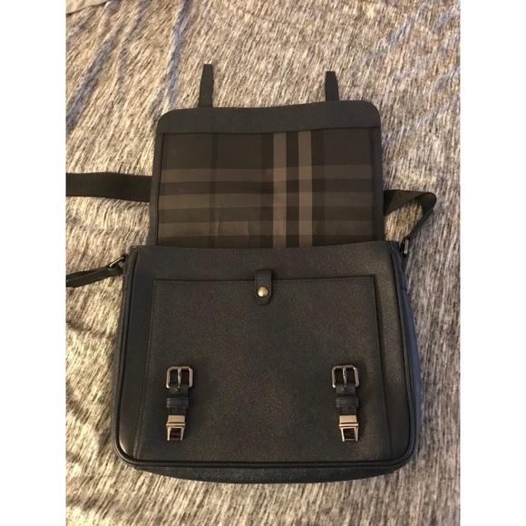 5899f10f552 Burberry Bags   Black Laptop Bag   Poshmark