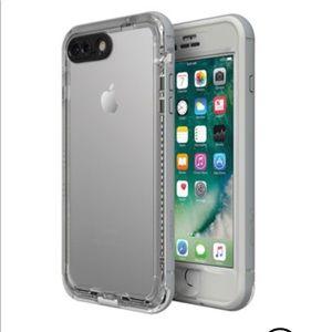 BNIB-iPhone 7 Plus Lifeproof Nüüd Case