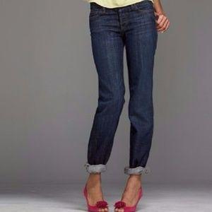 J Crew Boy Jeans Straight Leg Jeans size 8