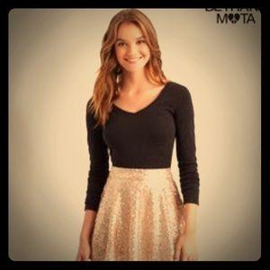 Bethany Moda Sequin skirt