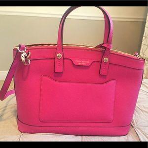 Henri bendel pink purse