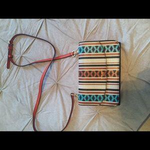 Henri bendel two piece purse