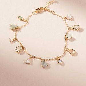 NWT Anthropologie Charm Bracelet