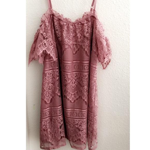 Fire Los Angeles Dresses Pink Maternity Dress Poshmark