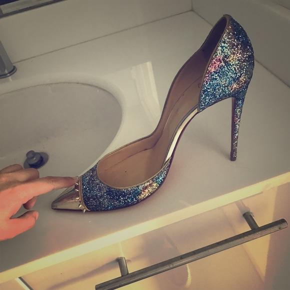 christian louboutin heels size 42