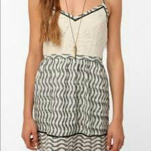 Urban Outfitters Staring at Stars Ikat Dress