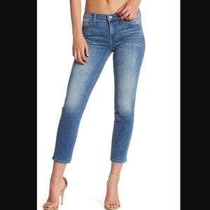 7 For All Mankind Roxanne Skinny Crop Jeans