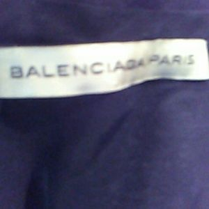 Balenciaga Paris black double-breasted jacket 12