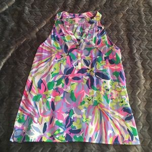 Lilly Pulitzer Bailey top-M