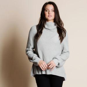 Turtleneck Sweater Top