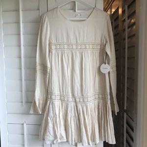 Tularosa boho cotton dress