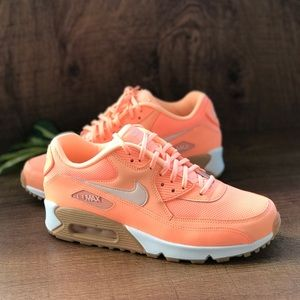 Nike Shoes - NWT Nike Air Max 90 Sunset Glow WMNS
