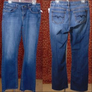 BUFFALO med blue boot cut Jeans MEGA 29