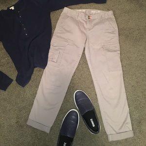 GAP Cadet Cargo Khaki Pants