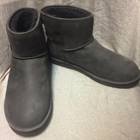 b3814504d6e NEW!! Men's UGGs Classic Mini Deco Capra Boots