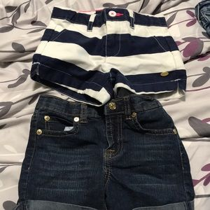 Bundle of toddler shorts