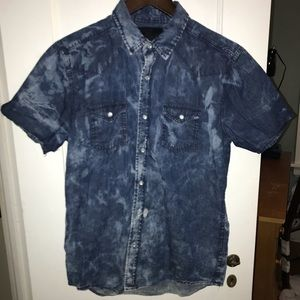 Urban Outfitters Denim Button Up