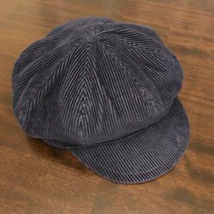 GAP Navy Blue Corduroy Women's Hat