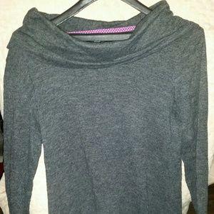 Ladies cowl neck sweater NWOT