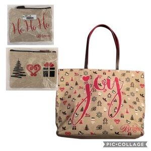 NEW Brighton Joy Tote Bag and Pouch