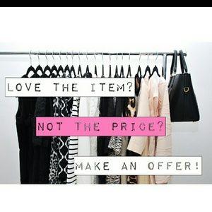Please make a reasonable offer