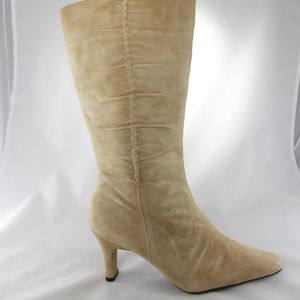 NEW TRIBECA Kenneth Cole Leather Calf Boots Sz 6