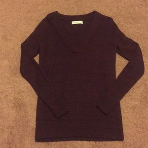 Abercrombie and Fitch long sleeve sweater