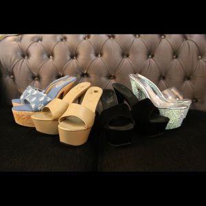 Shoes - Elize Couture shoes by Recording Artist D'London