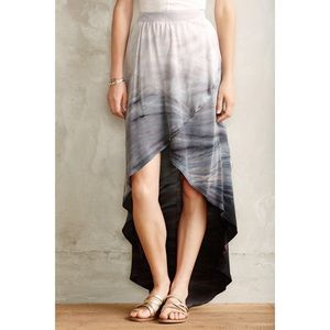 Seascape Maxi Skirt from Anthropologie