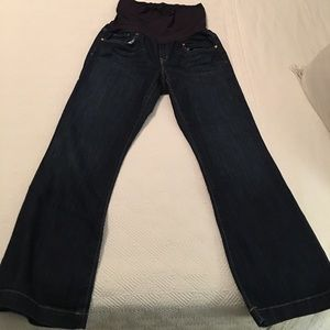 Flare jeans from Gap