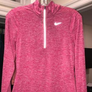 Nike dri fit sleeve top