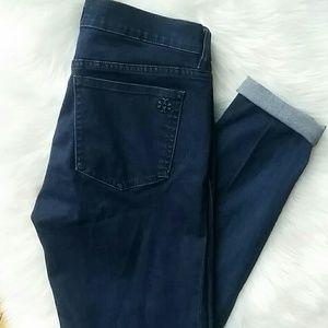 "Tory Burch ""legging"" jeans"