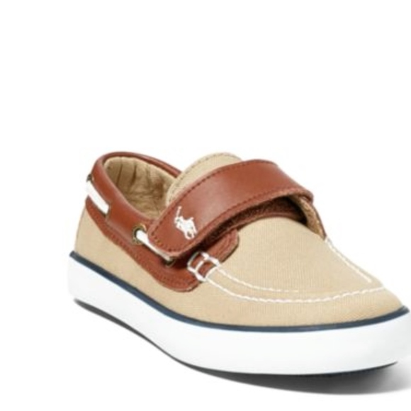 Polo by Ralph Lauren Shoes   Polo Ralph Lauren Sander Ez Boat Shoe ... 59127b61bc54