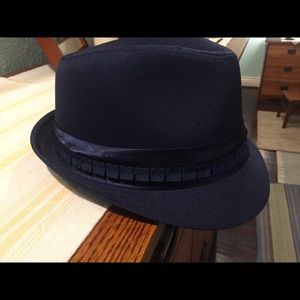 e37f271cd5 Accessories - Navy blue ladies fedora