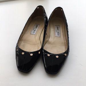 Gently worn Jimmy Choo flats