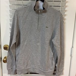 Lacoste sweater size 6